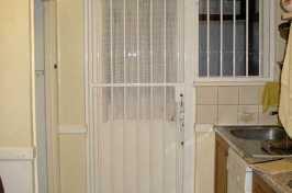 bar security door