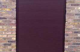 eales doorway entrance roller shutters