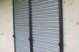 doorway security shutters